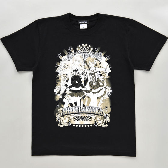 マクロス超時空遊園地 Tシャツ