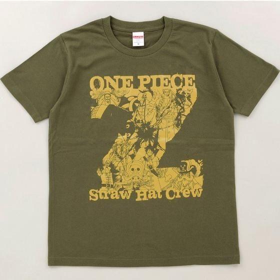 ONE PIECE FILM Z Tシャツ 「Z」柄