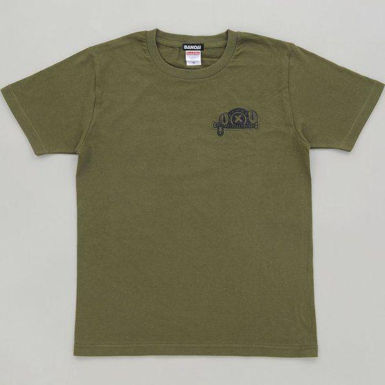 ワンピース Tシャツ チョッパーinジッパー柄
