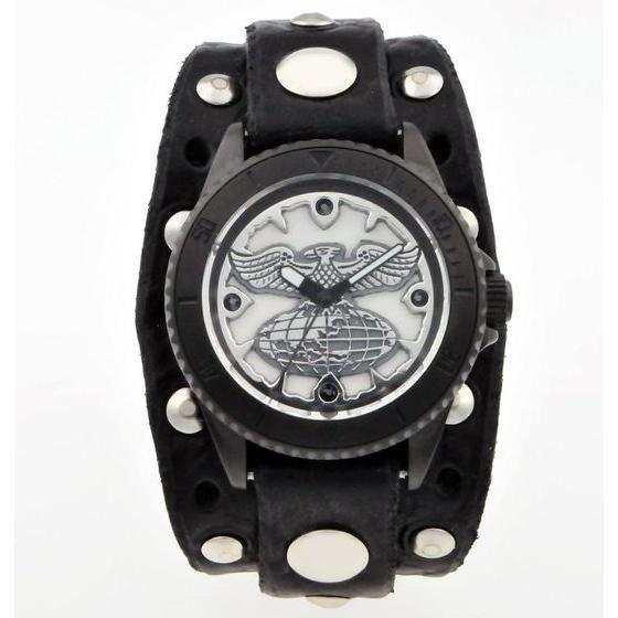 仮面ライダー ショッカー × Red Monkey Collaboration Wristwatch Silver925 High-End model