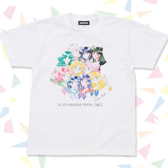美少女戦士セーラームーン ライブTシャツ A(原画柄)