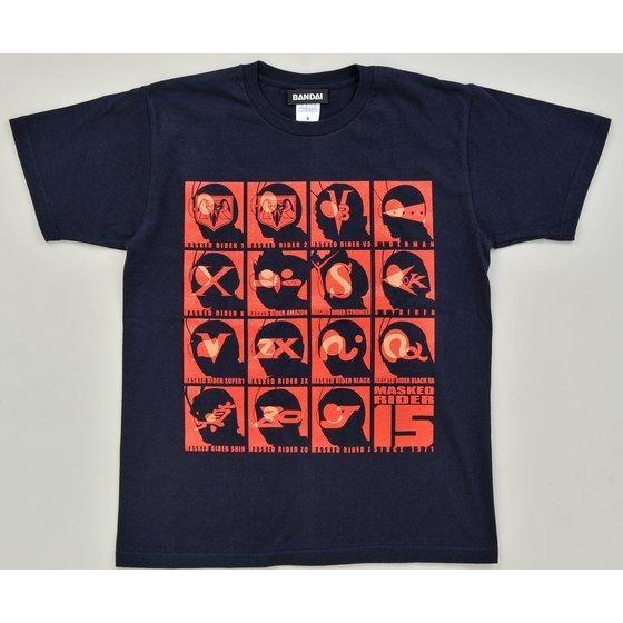 昭和仮面ライダーシリーズ Tシャツ