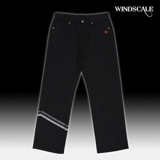 仮面ライダーW WIND SCALE 裾ライン パンツ