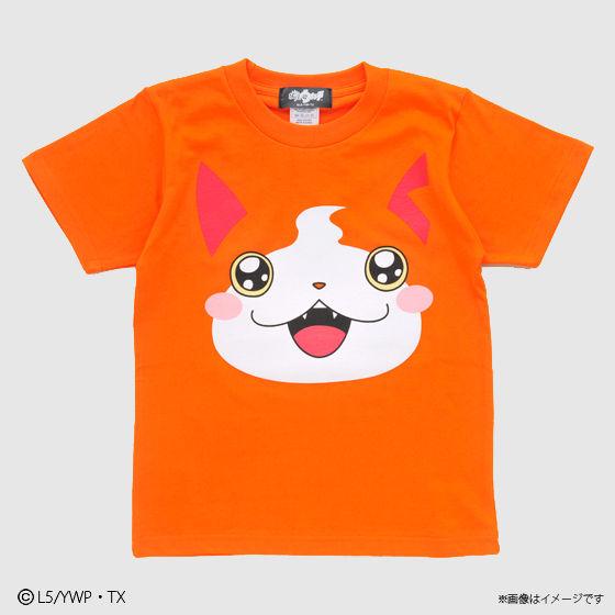 妖怪ウォッチビックフェイスTシャツ