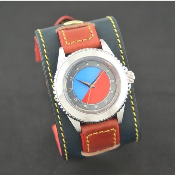 人造人間キカイダー x haraKIRI Collaboration Wristwatch キカイダーMODEL