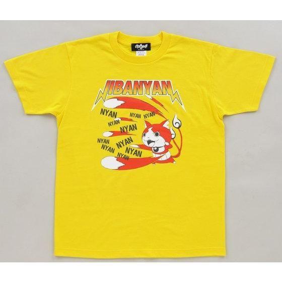 妖怪ウォッチ 親子Tシャツ KIDSサイズ ひゃくれつ肉球