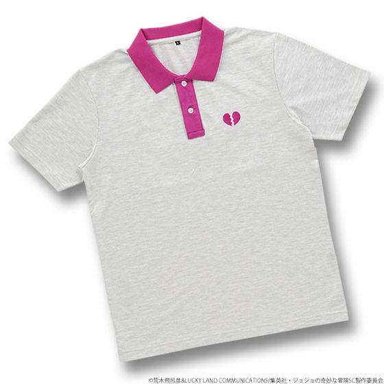 ジョジョの奇妙な冒険 ジョジョの奇妙なポロシャツ