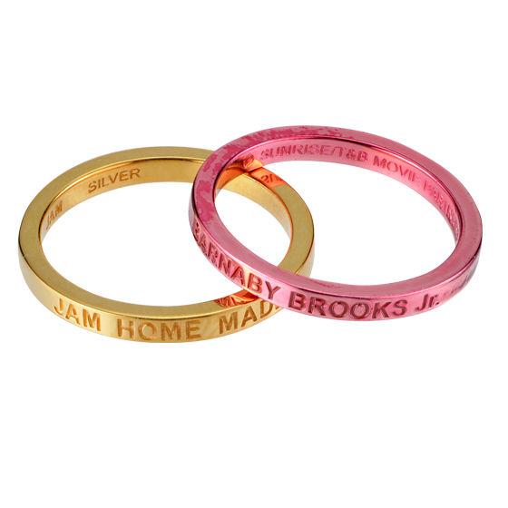 【2014年10月発送】JAM HOME MADE×劇場版 TIGER & BUNNY -The Rising- リング