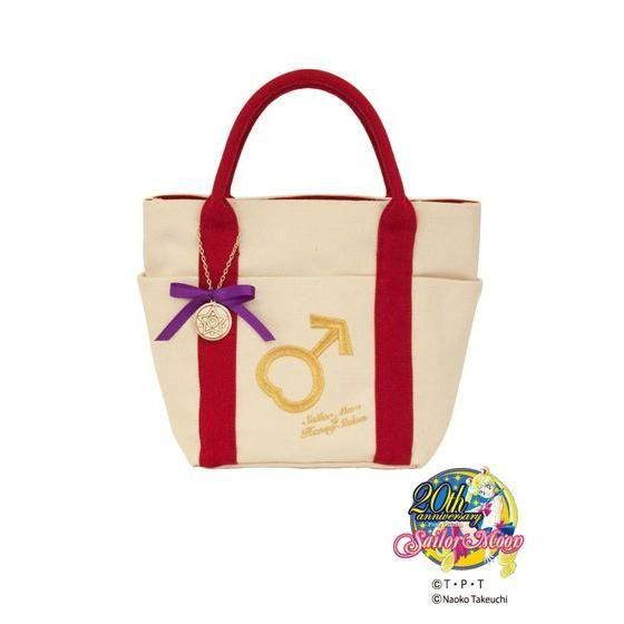 <Honey Salonコラボ>美少女戦士 セーラームーンカラフルトートバッグ