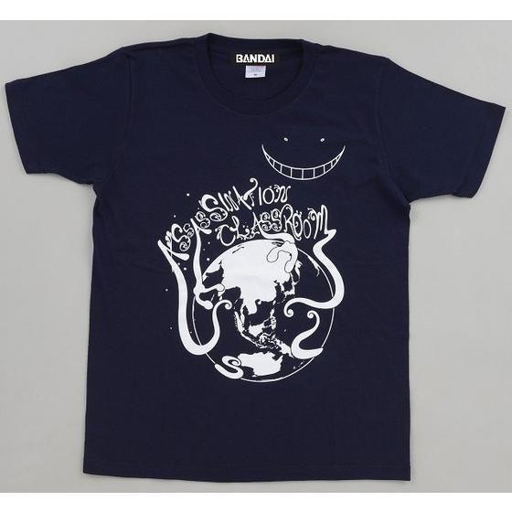 暗殺教室Tシャツ 地球柄