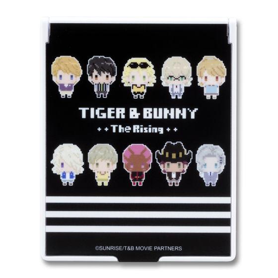 劇場版TIGER & BUNNY -The Rising- ドットビット スタンドミラー