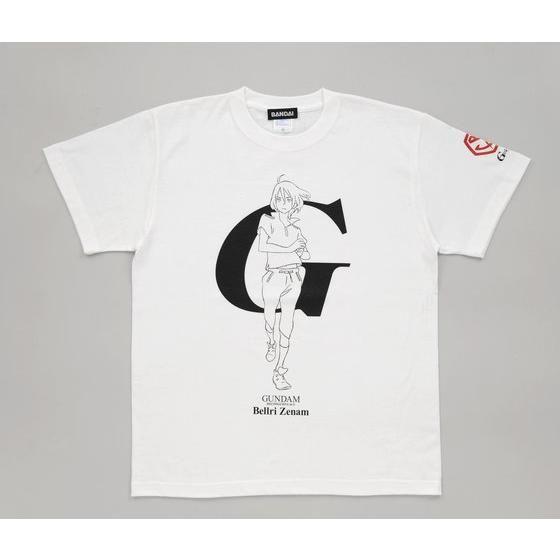 Gのレコンギスタ Tシャツ ベルリ/アイーダ Tシャツ