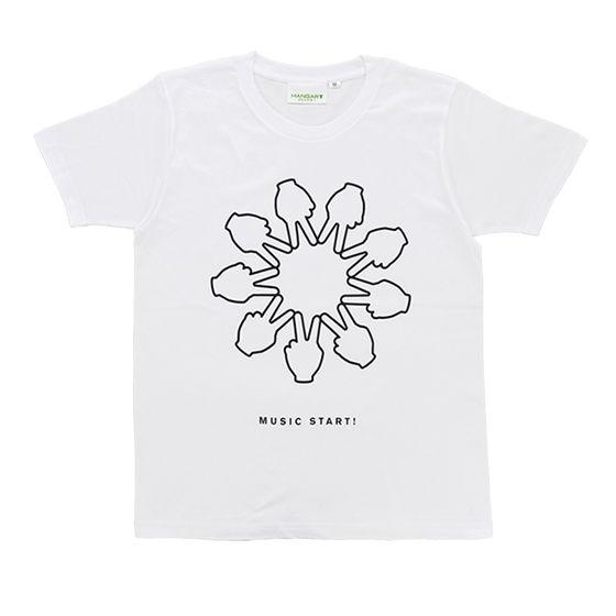 ラブライブBEAMSコラボTシャツ(PEACE)