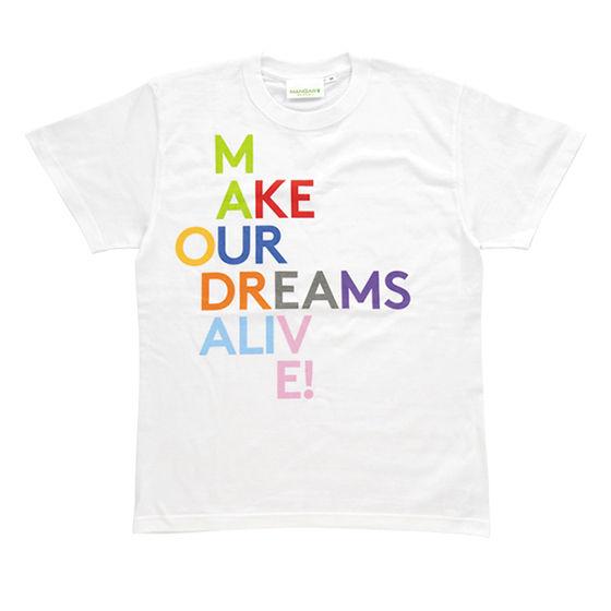 ラブライブBEAMSコラボTシャツ(TEXT)