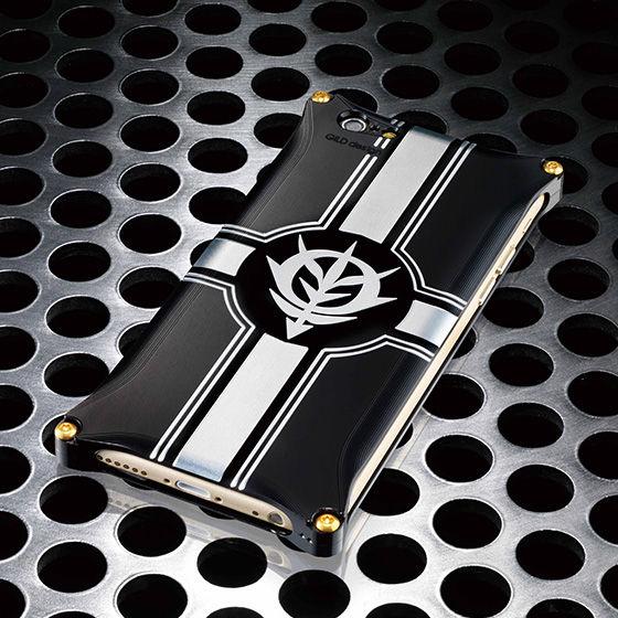 機動戦士ガンダム ジュラルミンスマホジャケット(iPhone6用)