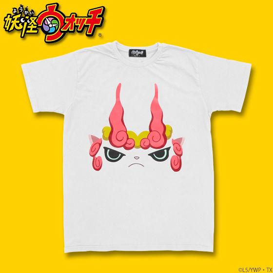 妖怪ウォッチ しゅらコマTシャツ 大人サイズ
