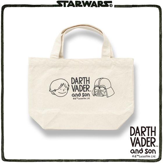 STAR WARS DARTH VADER and son ランチトート