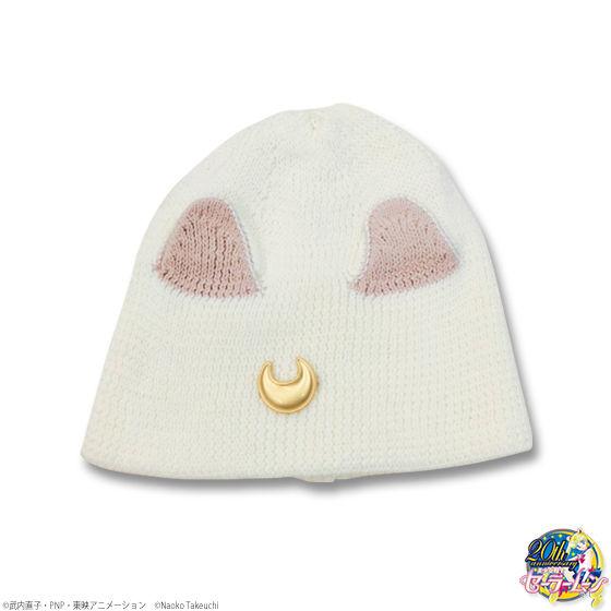美少女戦士セーラームーン×CA4LA アルテミスニット帽