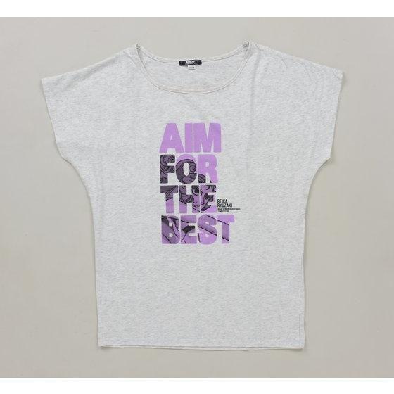 エースをねらえ! ドルマンTシャツ ロゴ柄