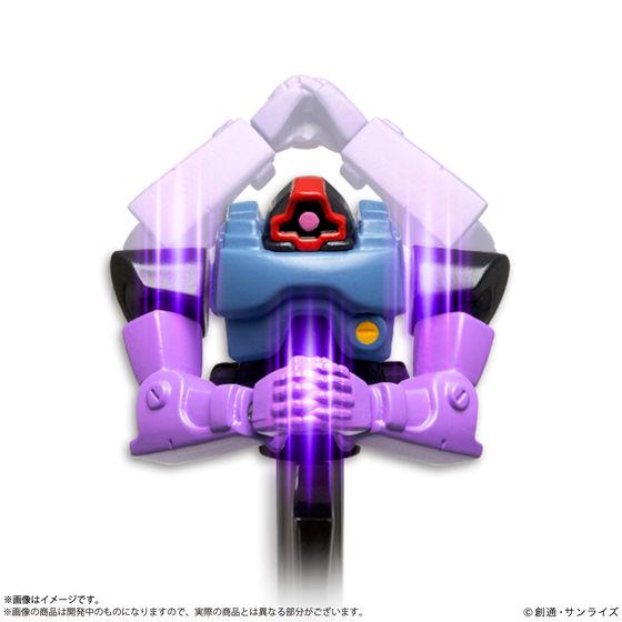 機動戦士ガンダム アクションペン モビルスーツシリーズ
