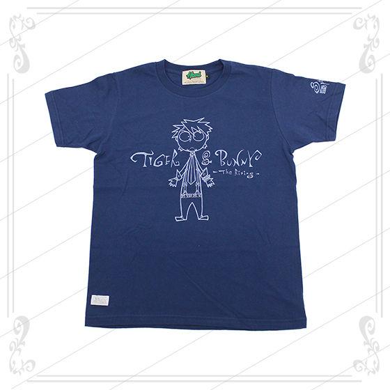 TIGER & BUNNY×HTML Precious Trio Kotetsu S/S Tee(Tシャツ)<2次受注・2016年2月お届け>