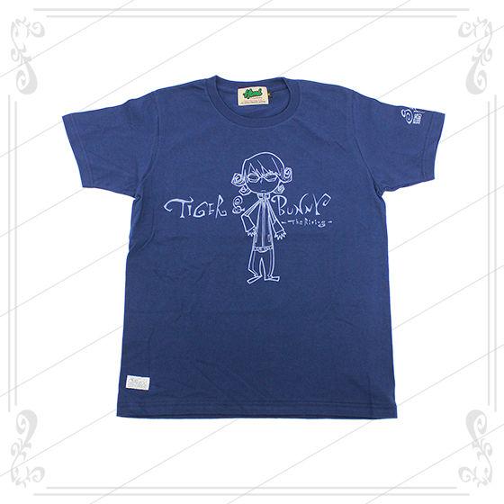 TIGER & BUNNY×HTML Precious Trio Barnaby S/S Tee(Tシャツ)