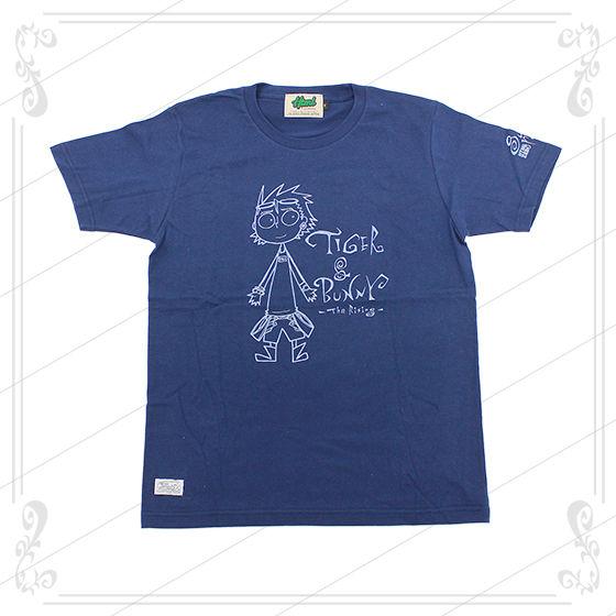 TIGER & BUNNY×HTML Precious Trio Ryan S/S Tee(Tシャツ)<2次受注・2016年2月お届け>