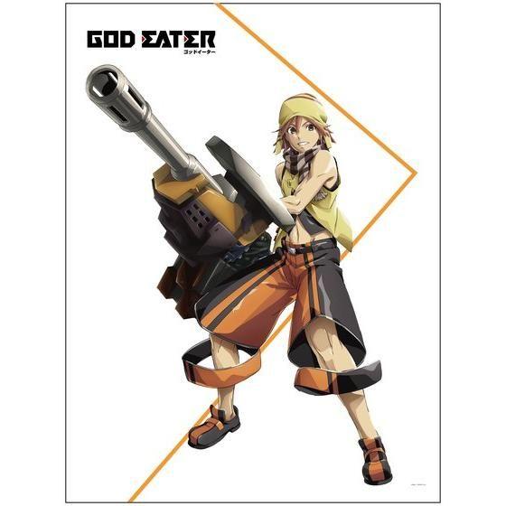 GOD EATER 超ビッグサイズ 等身大マルチクロス<全6種>