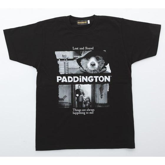 映画『パディントン』Tシャツ フォト柄