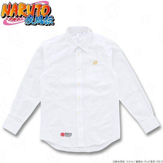 NARUTO -ナルト-疾風伝 ビジネスシャツ
