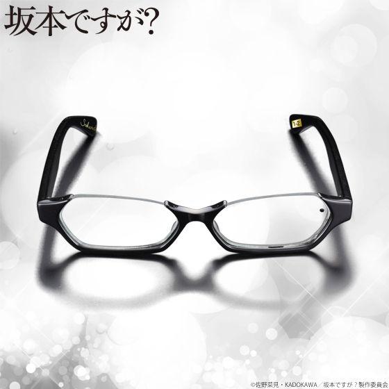 坂本ですが? 坂本君のメガネ ホクロ風スワロフスキー付