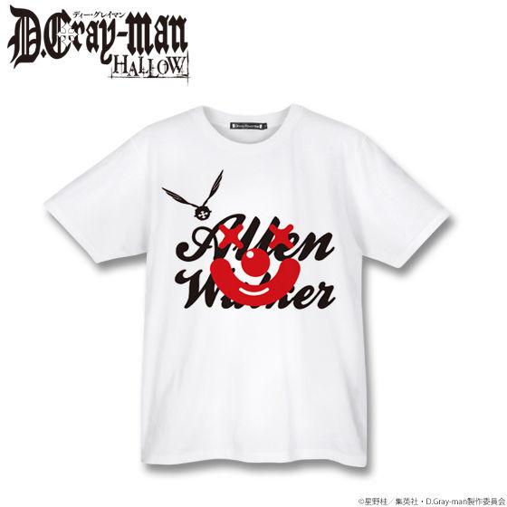 [プレミアムバンダイ限定販売]D.Gray-man HALLOW フルカラーTシャツ アレン・ウォーカー【One's Favorite!】(2次受注)