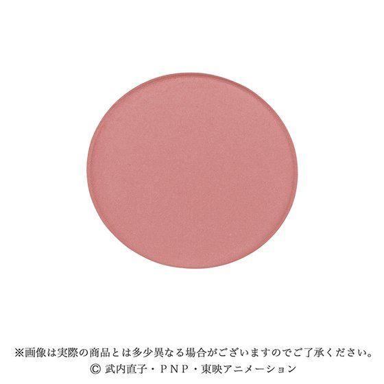 ミラクルロマンス クリアコンパクトチークカラー レフィル ピュアピンク | シルキーオレンジ