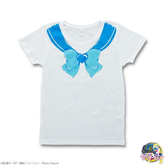 美少女戦士セーラームーン なりきりセーラーTシャツ