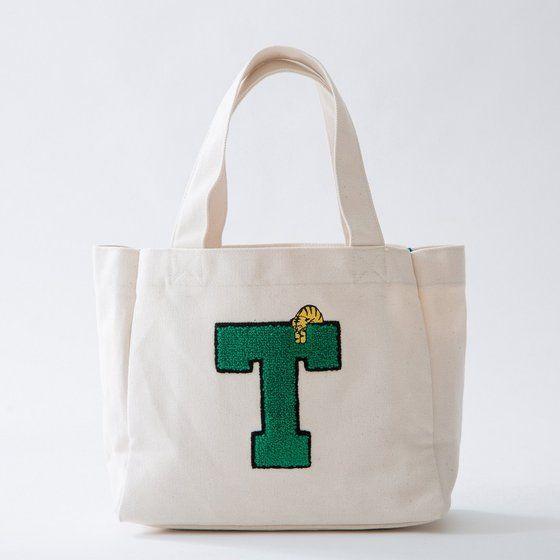 TIGER & BUNNY×kitson コラボトートバッグ(中)『ぐったりタイガー』 ※オリジナルバンダナ付き