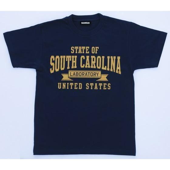 仮面ライダードライブ 詩島剛Tシャツ laboratory サウスカロライナ