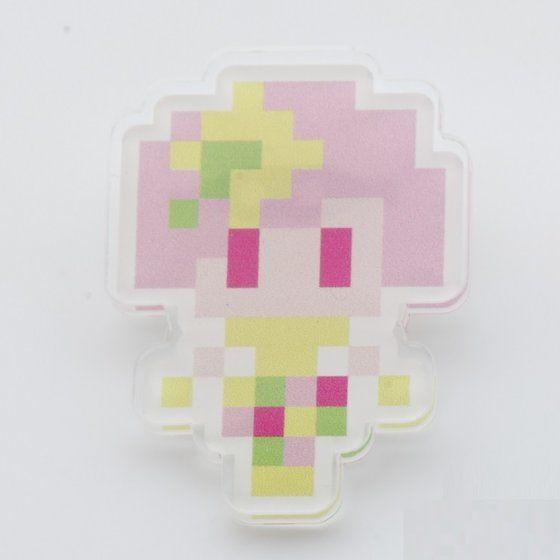 仮面ライダーエグゼイド ポッピーピポパポ バッジ(小)