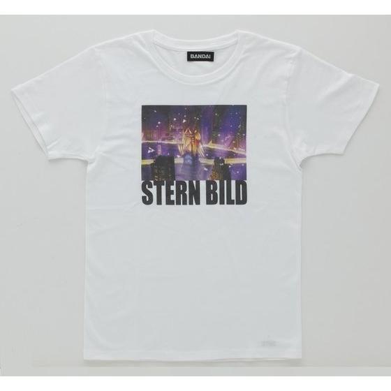 TIGER & BUNNY シュテルンビルトTシャツ「女神ライトアップ」
