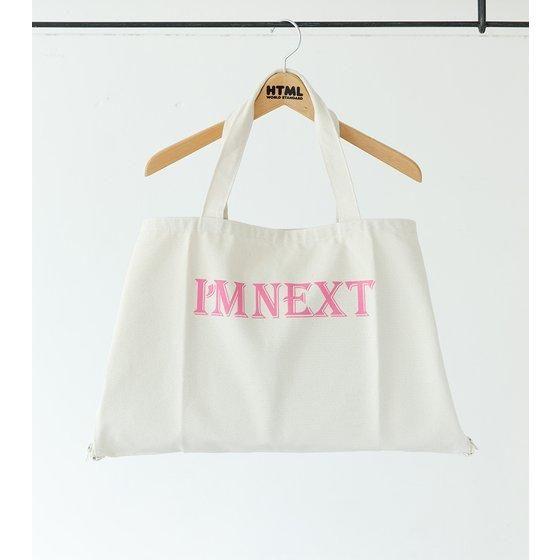 TIGER & BUNNY×HTML Guttarelax I'm NEXT 2Way Tote Bag(トートバッグ)