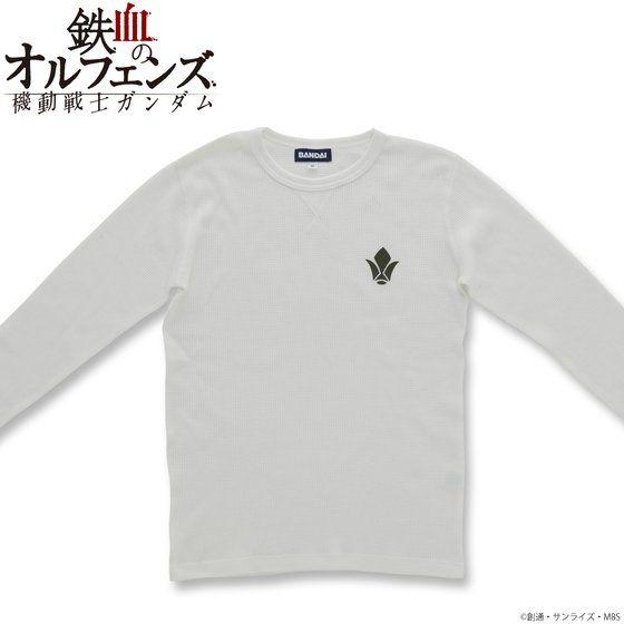 機動戦士ガンダム 鉄血のオルフェンズ 鉄華団 サーマルTシャツ