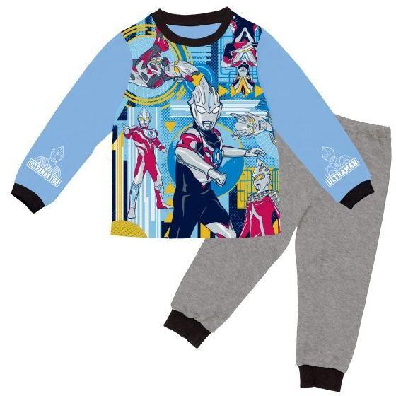 ウルトラヒーロー そでピカ!光るパジャマ