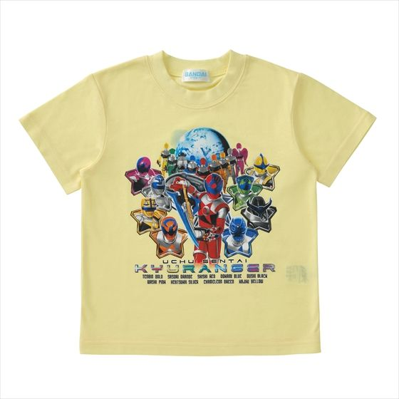 宇宙戦隊キュウレンジャー TシャツセレクションリアルグラフィックD