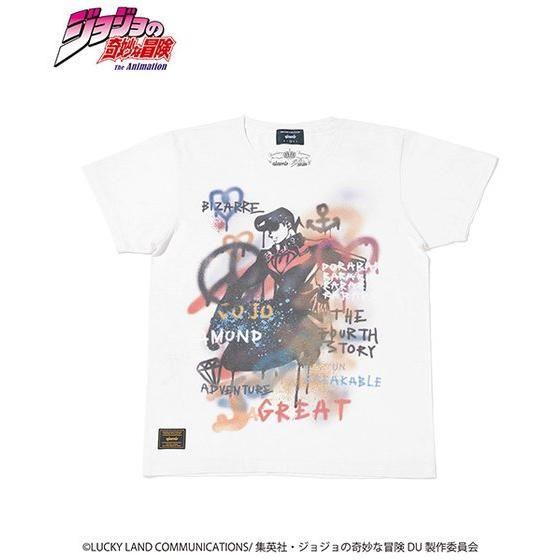 ジョジョの奇妙な冒険【GLAMB】Tシャツ 仗助