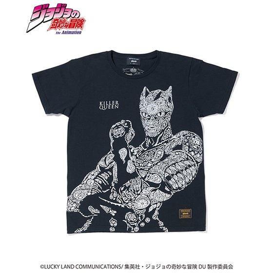ジョジョの奇妙な冒険【GLAMB】Tシャツ キラークイーン