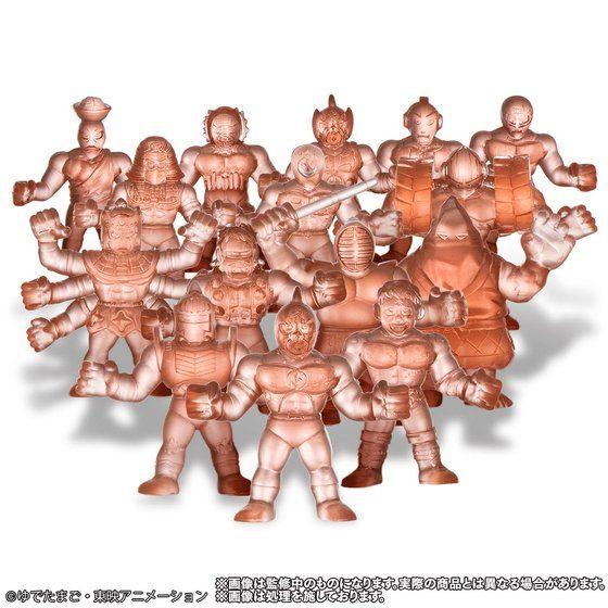 週刊少年ジャンプ展 キンケシプレミアム Vol.1 限定カラーVer./Vol.2 限定カラーVer.【再販】