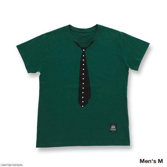 TIGER & BUNNY トロンプルイユTシャツ