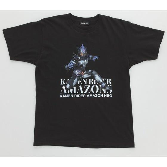 仮面ライダーアマゾンズ シーズン2 アマゾンネオ Tシャツ