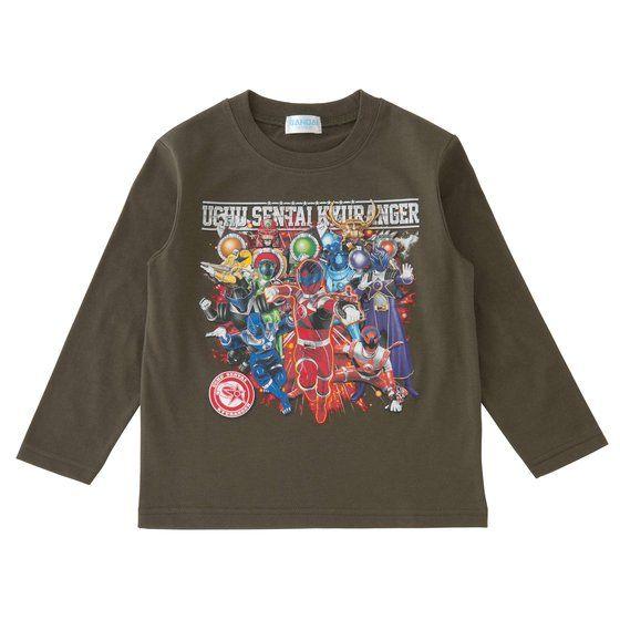 宇宙戦隊キュウレンジャー ベーシック長袖TシャツD