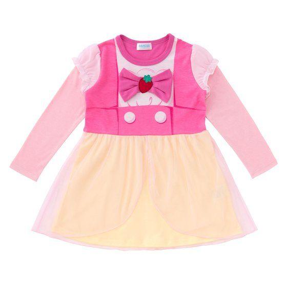 キラキラ☆プリキュアアラモード 変身ドレス キュアホイップ