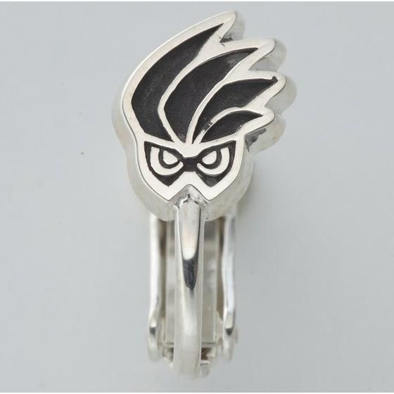 仮面ライダーエグゼイド silver925 イヤリング